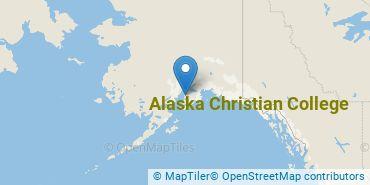 Location of Alaska Christian College