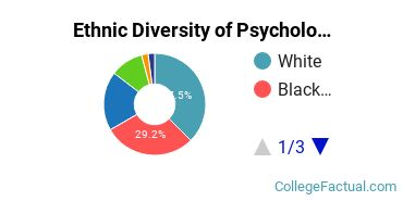 Ethnic Diversity of Psychology Majors at American International College