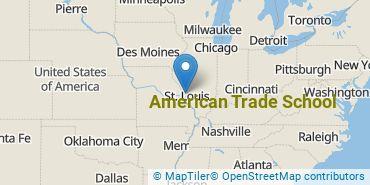 Location of American Trade School