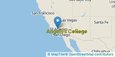 Location of Angeles College