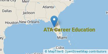 Location of ATA Career Education
