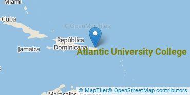 Location of Atlantic University College