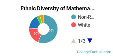 Ethnic Diversity of Mathematics & Statistics Majors at Barnard College