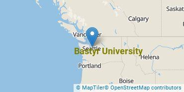 Location of Bastyr University