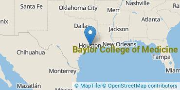 Location of Baylor College of Medicine