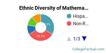 Ethnic Diversity of Mathematics & Statistics Majors at Berea College