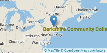 Location of Berkshire Community College