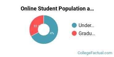 Online Student Population at Bethesda University
