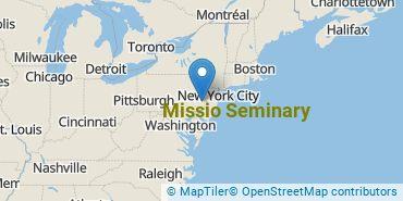 Location of Biblical Theological Seminary