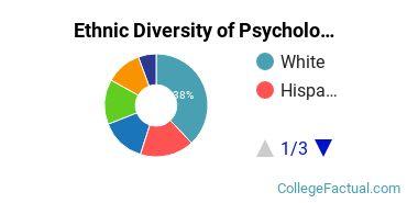 Ethnic Diversity of Psychology Majors at Brown University