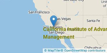 Location of California Institute of Advanced Management