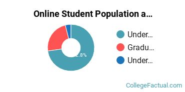 Online Student Population at Calvary University
