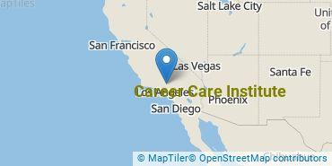 Location of Career Care Institute