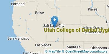 Location of Utah College of Dental Hygiene