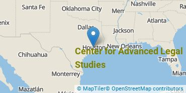 Location of Center for Advanced Legal Studies