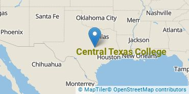 Location of Central Texas College