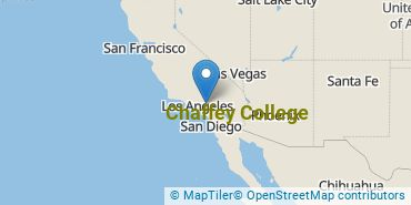 Location of Chaffey College