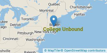 Location of College Unbound
