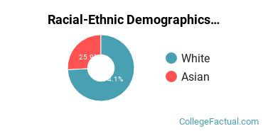 Racial-Ethnic Demographics of CSTCM Faculty