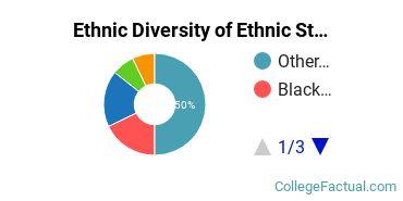 Ethnic Diversity of Ethnic Studies Majors at Dartmouth College