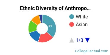 Ethnic Diversity of Anthropology Majors at Dartmouth College
