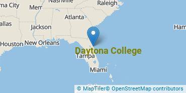 Location of Daytona College