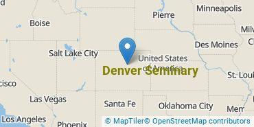 Location of Denver Seminary