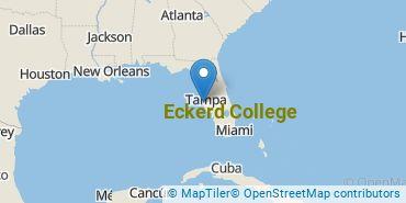 Location of Eckerd College