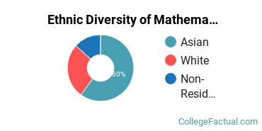 Ethnic Diversity of Mathematics & Computer Science Majors at Emory University