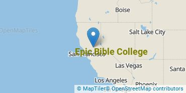 Location of Epic Bible College