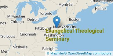 Location of Evangelical Theological Seminary
