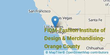 Fidm Fashion Institute Of Design Merchandising Orange County Overview College Factual