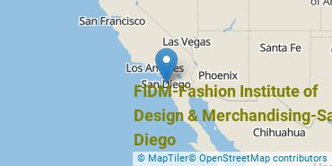 Fidm Fashion Institute Of Design Merchandising San Diego Overview College Factual