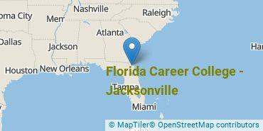 Location of Florida Career College - Jacksonville
