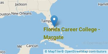 Location of Florida Career College-Margate