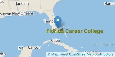 Location of Florida Career College
