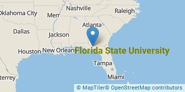 Location of Florida State University
