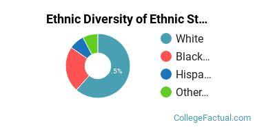 Ethnic Diversity of Ethnic Studies Majors at Hampshire College