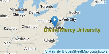 Location of Divine Mercy University