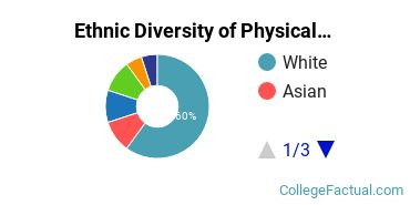 Ethnic Diversity of Physical Sciences Majors at Lafayette College