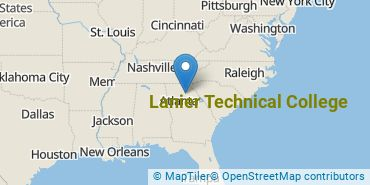 Lanier Technical College Overview College Factual