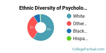 Ethnic Diversity of Psychology Majors at Lindsey Wilson College