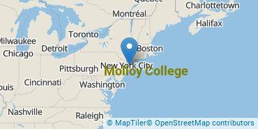 Location of Molloy College
