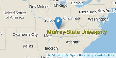 Location of Murray State University