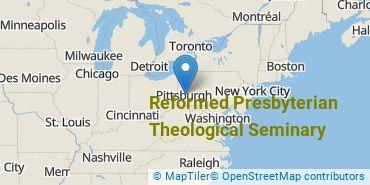 Location of Reformed Presbyterian Theological Seminary