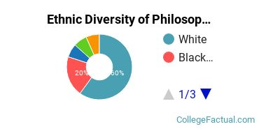 Ethnic Diversity of Philosophy Majors at Texas Tech University