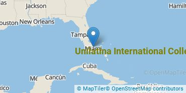 Location of Unilatina International College