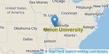 Location of Union University