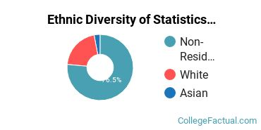Ethnic Diversity of Statistics Majors at University of Minnesota - Twin Cities