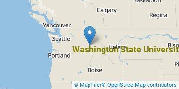Location of Washington State University